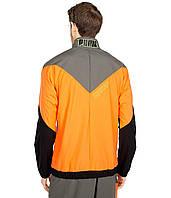 Спортивна куртка Puma Train First Mile Xtreme Woven Jacket Ultra Gray/Ultra Orange/Puma Black Оригінал
