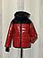 Куртки и пуховики зимние женские модные, фото 3