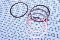 Прокладки головки циліндра (метал) 170F 4л. з