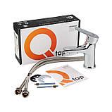 Смеситель для раковины Qtap Uno CRM 001, фото 5