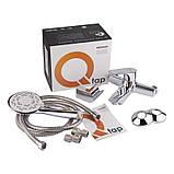 Смеситель для ванны Qtap Uno CRM 006 New, фото 4
