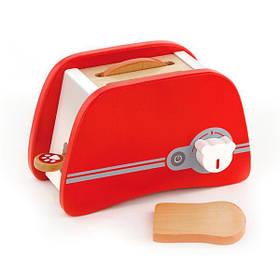 Игрушечный тостер Viga Toys из дерева (50233FSC)