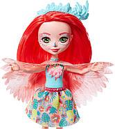 Кукла Энчантималс Фэнси Флэминг и Свош Enchantimals Fanci Flamingo and Swash Оригинал от Mattel , фото 7