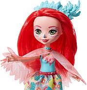 Кукла Энчантималс Фэнси Флэминг и Свош Enchantimals Fanci Flamingo and Swash Оригинал от Mattel , фото 8
