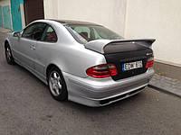 НАШИ РАБОТЫ: Оклейка Mercedes CLK