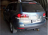 Фаркоп Volkswagen Touareg (Фольксваген Туарег)