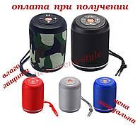 Беспроводная мобильная портативная влагозащищенная Bluetooth колонка радио акустика UBL TG517 T&G JBL ГРОМКАЯ