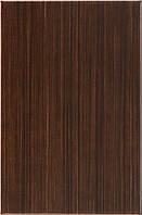 Плитка настенная Венге коричневый