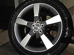 НАШИ РАБОТЫ: Покраска дисков Chevrolett Camaro R-20