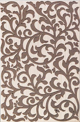 Декор настенный Венге коричневый