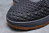 Зимние мужские ботинки 31851, Nike LF1 Duckboot (TOP AAA), темно-серые, [ нет в наличии ] р. 41-26,4см., фото 5