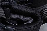 Зимние мужские ботинки 31851, Nike LF1 Duckboot (TOP AAA), темно-серые, [ нет в наличии ] р. 41-26,4см., фото 7