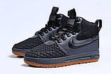 Зимние мужские ботинки 31851, Nike LF1 Duckboot (TOP AAA), темно-серые, [ нет в наличии ] р. 41-26,4см., фото 8