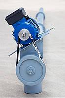 Шнек Ø 219х3000мм 380В (шнековий транспортер, шнековый погрузчик, зернометатель, загрузчик зерна)