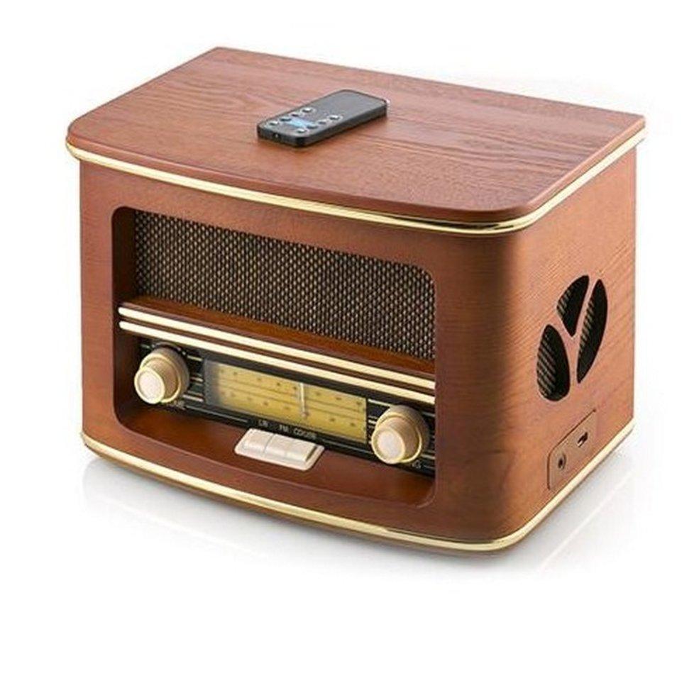 Ретро-радіо з CD / MP3 / USB Camry CR 1109 з пультом