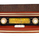 Ретро-радіо з CD / MP3 / USB Camry CR 1109 з пультом, фото 4