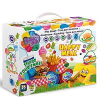 """Набор для лепки LOVIN`DO """"Happy Meal"""" 11006O, детский пластилин,наборы для творчества,тесто для лепки,масс для"""