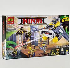 Конструктор NINJA 10716 Громовий Мечник 365 деталей (LI00034)