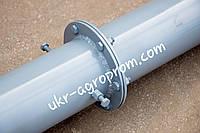 Шнек Ø 108х5000мм (шнековий транспортер, шнековый погрузчик, зернометатель, загрузчик зерна)