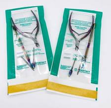 Крафт пакеты для стерилизации комбинированные 100х200 мм 100 шт (MAS40086)