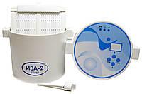 Осеребритель-активатор-ионизатор воды Ива-2 Silver с цифровым таймером