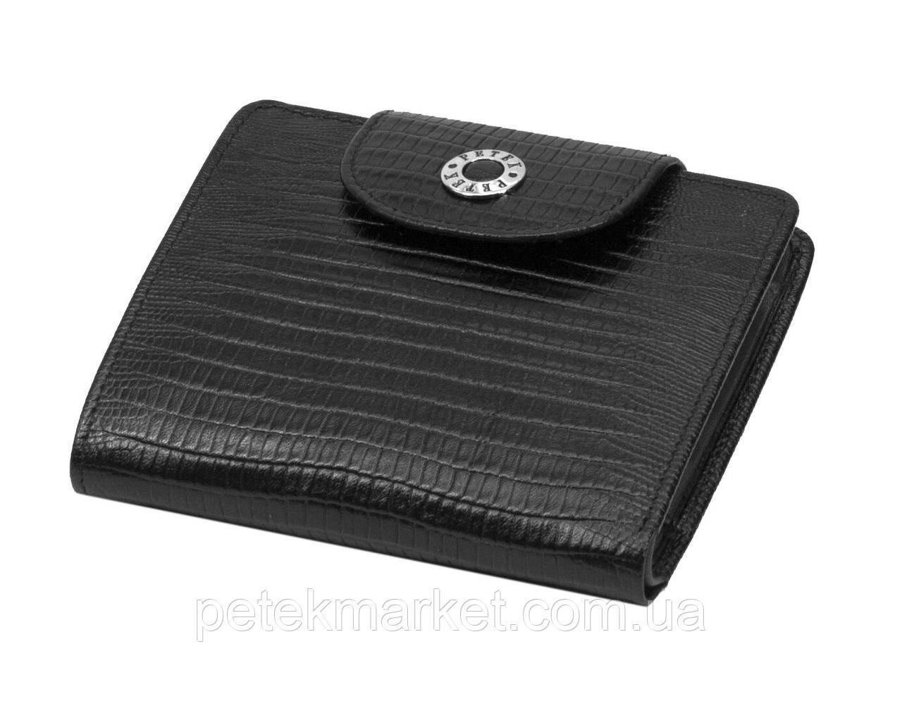 Кожаный женский кошелек Petek 346-041-01