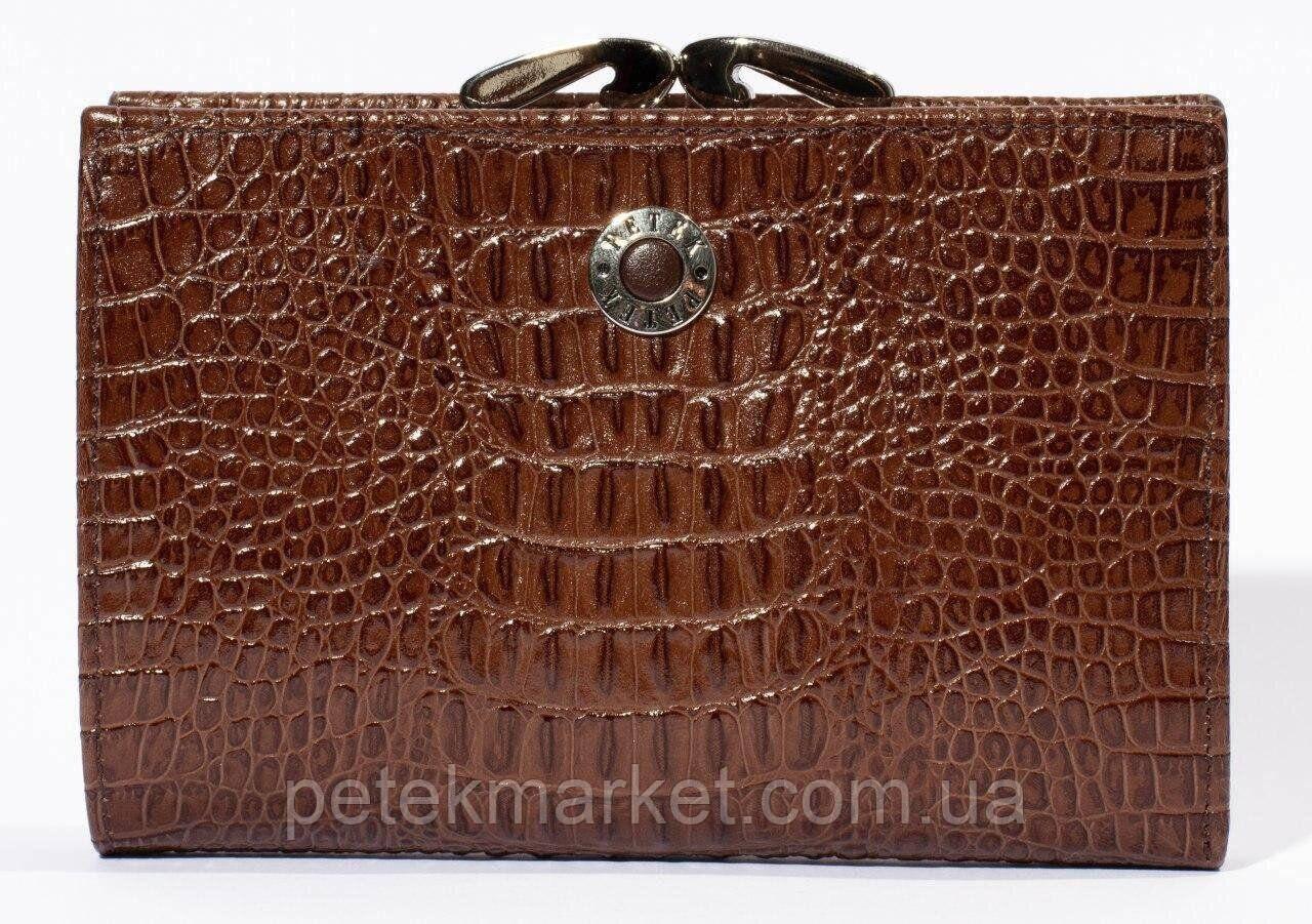Женское кожаное портмоне Petek 370/1-067-02