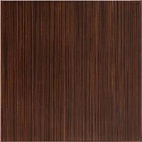 Плитка напольная Венге коричневый