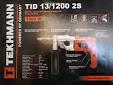 Дрель ударная двухскоростная Tekhmann TID 13/1200 2S(Бесплатная доставка), фото 2