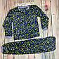Піжама для Підлітка (рвана махра), фото 2