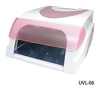 УФ Лампа 36 Вт c электронным таймером + охлаждение + выдвижное дно индукционная Lady Victory LDV UVL-06 /00-74