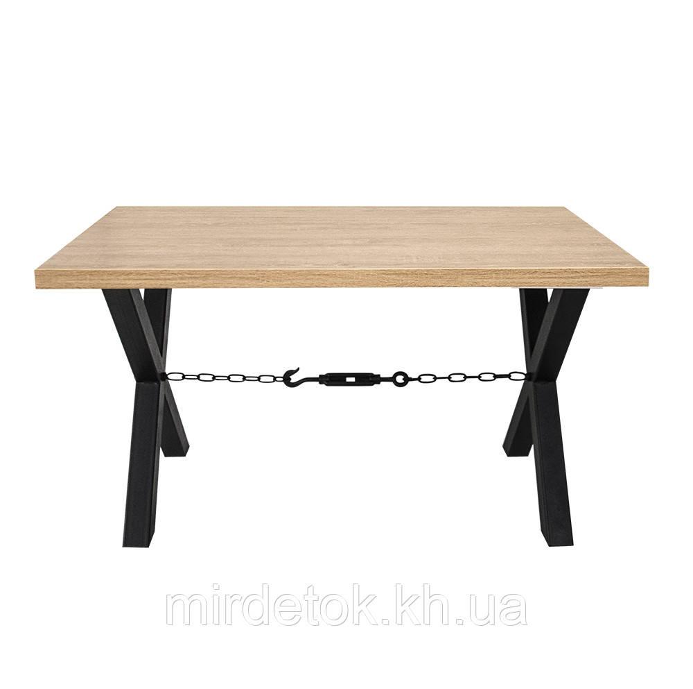 """Журнальный стол """"Джардин"""" Дуб Античный"""