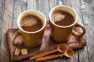 Какао, капучіно, гарячий шоколад