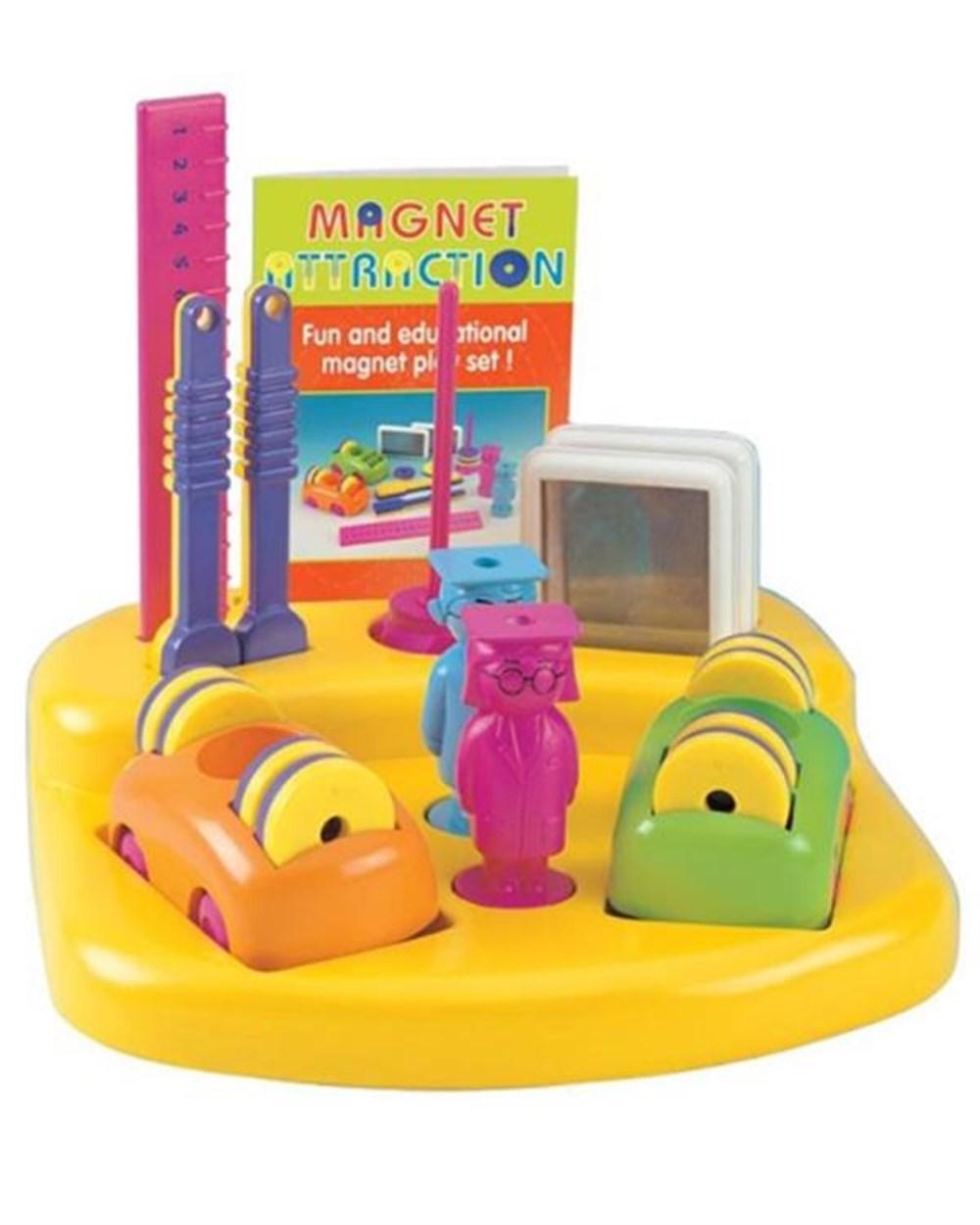 Набор для исследований Опыты с магнитами Edu-Toys MA052