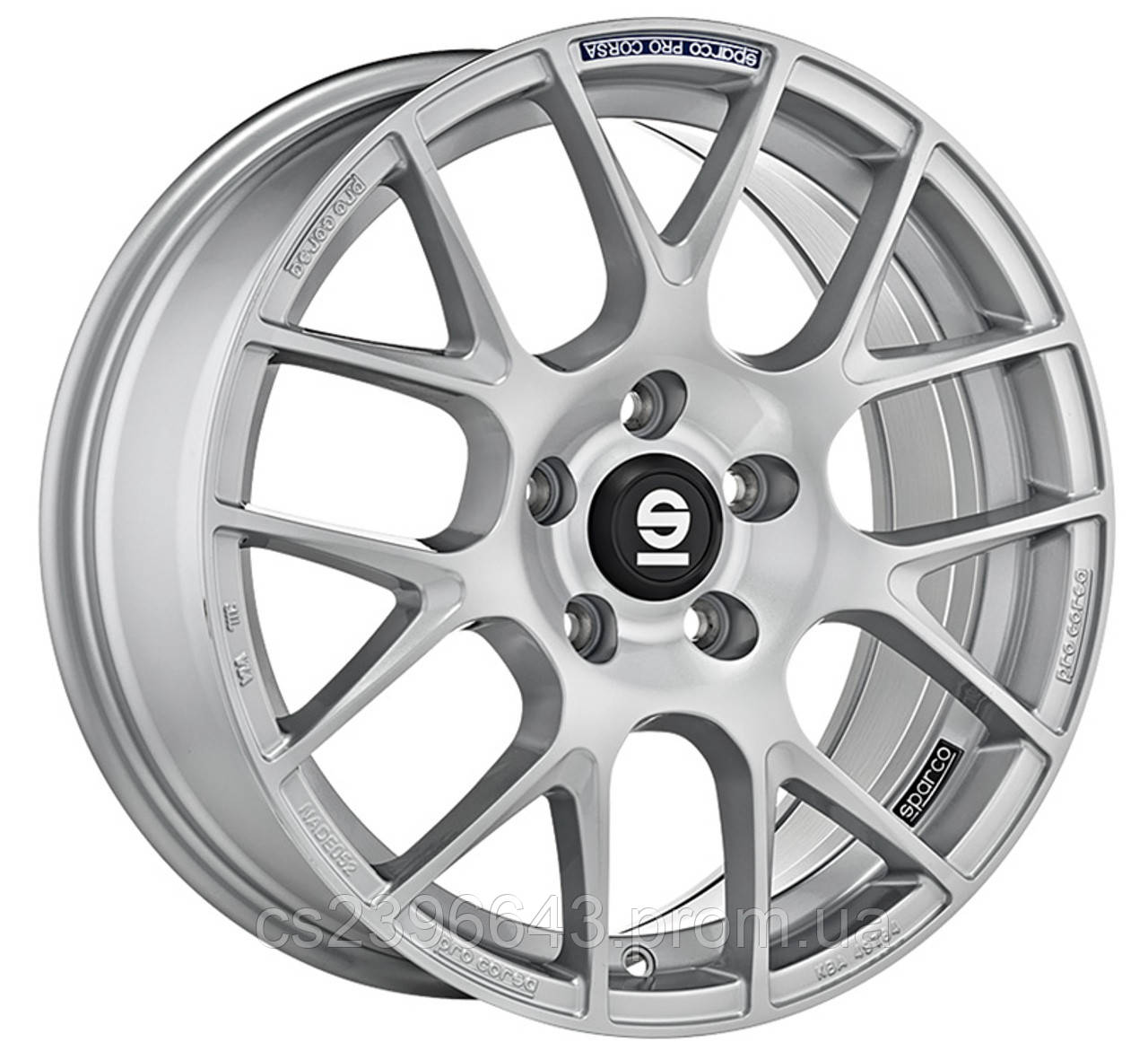 Колесный диск Sparco Pro Corsa 17x7,5 ET35