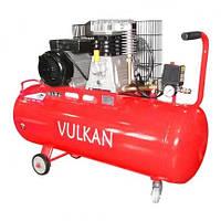Масляний ремінною компресор Vulkan IBL2070Y-100L (2.2 кВт, 300 л/хв) (25642)