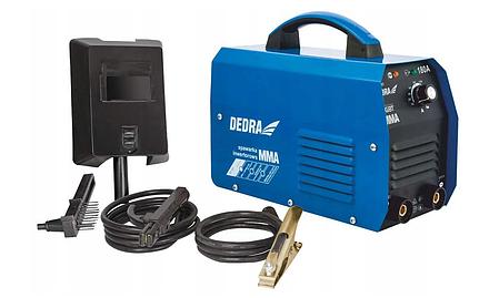Инверторный сварочный аппарат DEDRA DESI195BT 180A MMA, фото 2