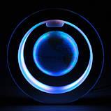 Статуэтка Глобус левитирующий с подсветкой, фото 2