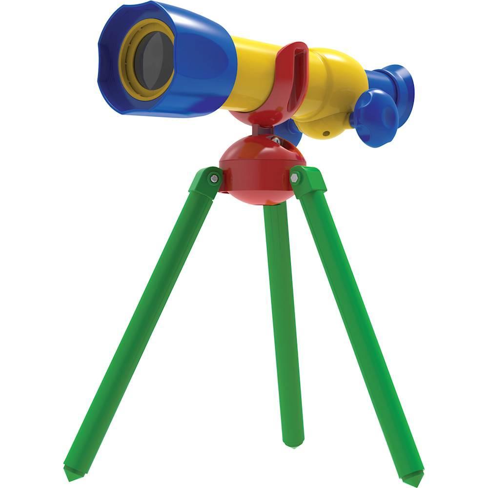 Оптический прибор Мой первый телескоп 15x Edu-Toys JS005