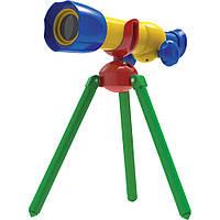 Оптический прибор Мой первый телескоп 15x Edu-Toys JS005, фото 1