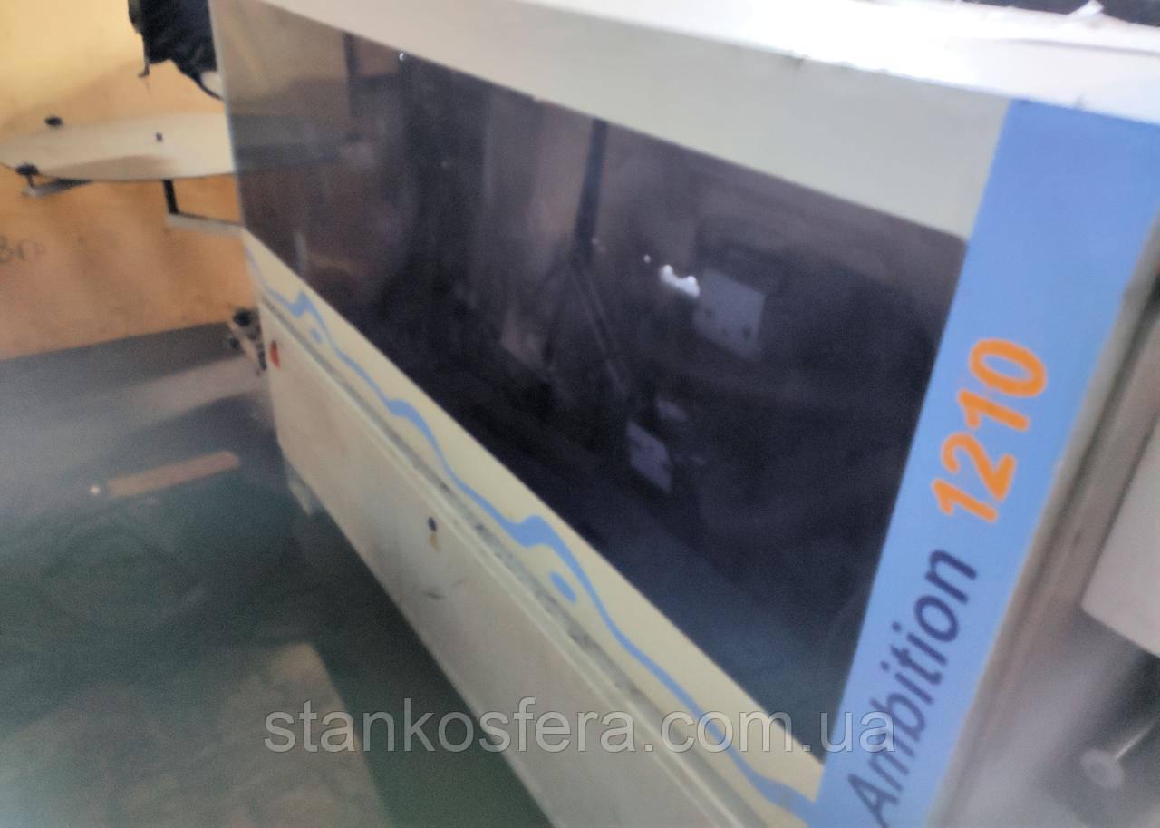 Brandt Ambition 1210F (KDF210) б/у кромкооблицовочный станок 2011г. в отличном состоянии