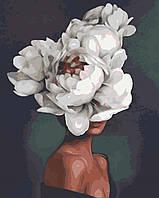 "Картина по номерам ""Цветок"" 40х50 1 шт."