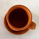 Чашка - філіжанка на каву керамічна 110мл, фото 3