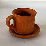 Чашка - філіжанка на каву керамічна 110мл, фото 2
