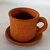Чашка - філіжанка на каву керамічна 110мл, фото 1