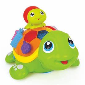 Игрушка музыкальная Hola Toys Черепашки