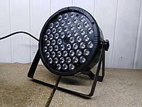 Пар Прожектор  Big Dipper LPC008с 54x1.5w RGB 3in1 (Прожектор Пар 3в1), фото 1