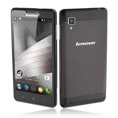 Смартфон Lenovo P780 4000мАч