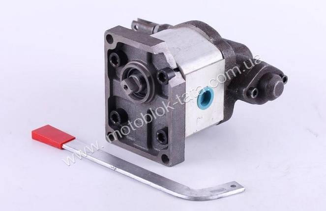 Гидравлический насос мототрактора, фото 2