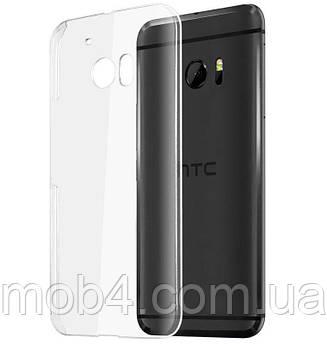 Силиконовый прозрачный чехол для HTC One10 x